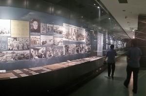 東北淪陷史館內展示