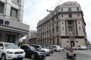 匯豐銀行舊址。