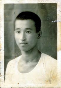 青年吳澍培