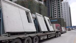 中國大陸裝配式建築標準化體系正在逐步完善。