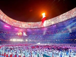 2008年的北京奧運
