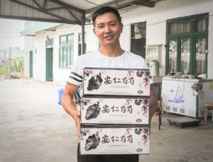 合作社農業職業經理人孫澤富。