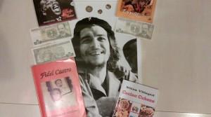 筆者從古巴帶回的紀念品。