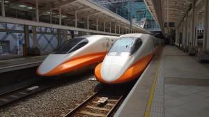 台灣高鐵700T車頭設計來自日本新幹線,並由川崎重工業、日本車輛製造、日立製作所三間公司承造,整車出口至台灣。