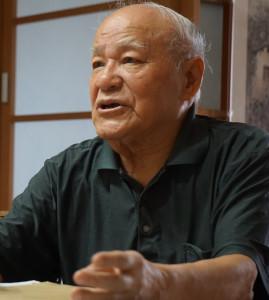陳明忠先生因《無悔:陳明忠回憶錄》一書獲選為「青閱讀」的「年度人物」。(資料照片)