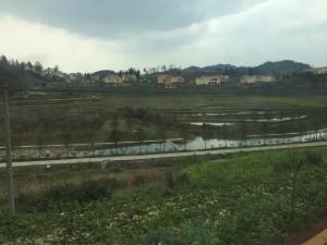 塘約村遠景。