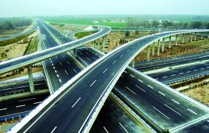 1999年後,大陸高速公路建設迎來井噴式發展。