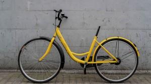 共享單車配圖
