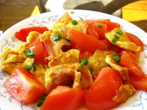 家常菜「番茄炒蛋」有不尋常的歷史。