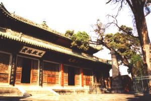 天水伏羲廟
