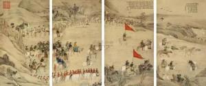 塞罕壩又稱木蘭圍場,是清朝著名的皇家獵苑之一。(網路圖片)