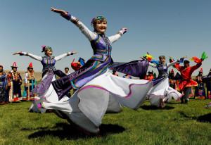 塞罕壩國家森林公園西與內蒙古自治區克什克騰旗相連,特別是滿族蒙古族文化特色很突出。(網路圖片)