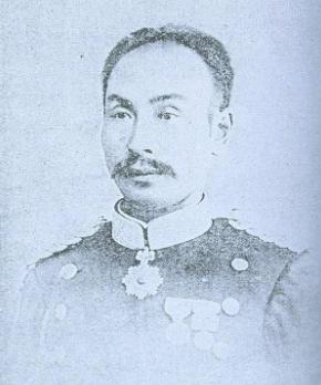 小川征清第一軍參謀長