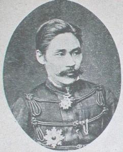 高島副總督