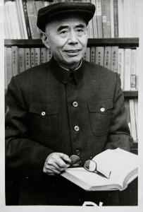 錢古融先生早年受到文革波及,只能長期擔任講師。