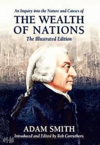 亞當斯密的「國富論」被陳平視為「空想資本主義」代表人物之一。