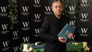2017年諾貝爾文學獎得主是日裔英籍的石黑一雄。