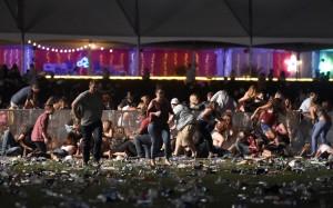 美國賭城發生傷亡最慘重的槍擊案。