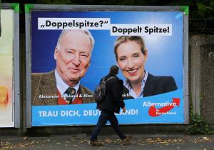 德國「另類選擇黨」不但反移民,還充斥著納粹的言論,卻在選舉中獲得愈來愈高的支持度。