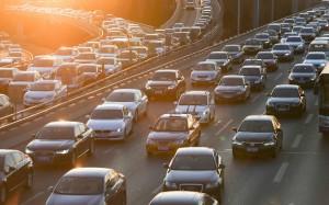大陸許多大城市交通雍賭的主因是私家車數量過多,「共享汽車」能否緩解堵車的問題,有待觀察。