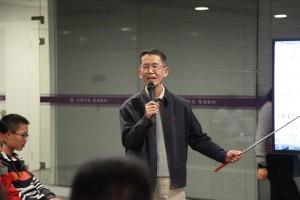 吳國禎教授。
