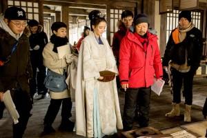 《風起長林》依舊由孔笙、李雪執導,劇組幾乎就是質量的保障。