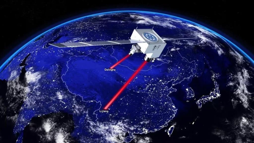 「墨子號」衛星實現千公里級量子糾纏分發。