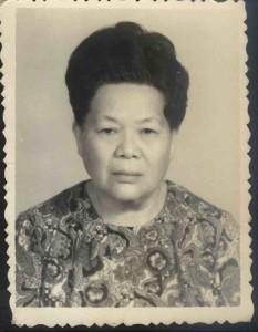 徐兆麟的母親。