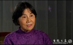 2011年11月,劉彩品接受本文作者採訪。