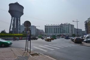 長春車站南邊舊區