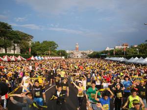 2015年的廢核大遊行。(新華網圖片)