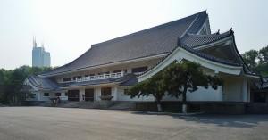 「日本神武殿」復原